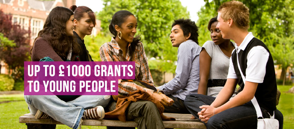 Grants for young people Northampton Borough