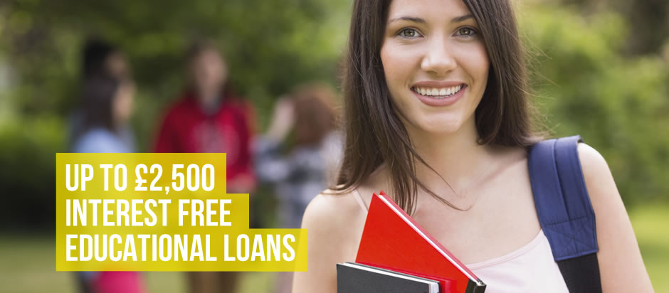 Educational Loans for women Northampton Borough